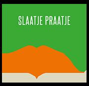 Slaatjepraatje Logo